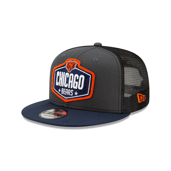 CHICAGO BEARS YOUTH JR 2021 DRAFT 9FIFTY SNAPBACK