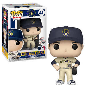 CHRISTIAN YELICH POP VINYL