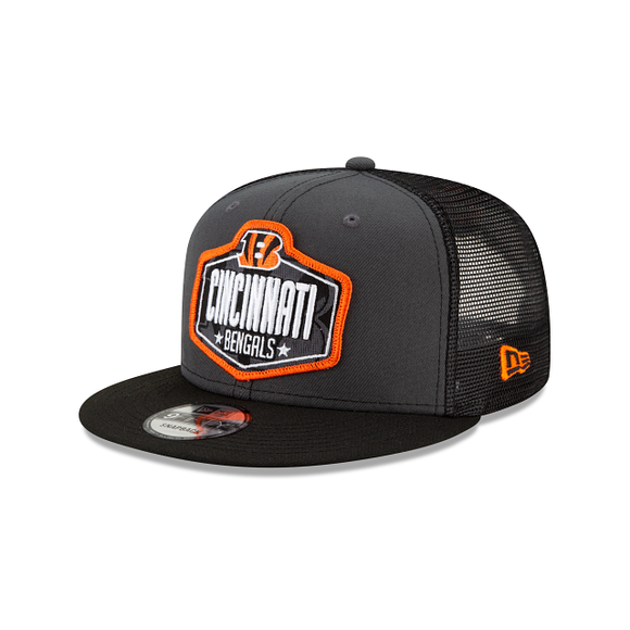 CINCINNATI BENGALS 2021 DRAFT 9FIFTY SNAPBACK