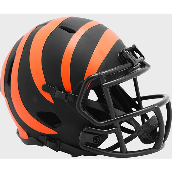 CINCINNATI BENGALS ECLIPSE MINI SPEED HELMET