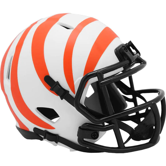 CINCINNATI BENGALS LUNAR MINI SPEED HELMET