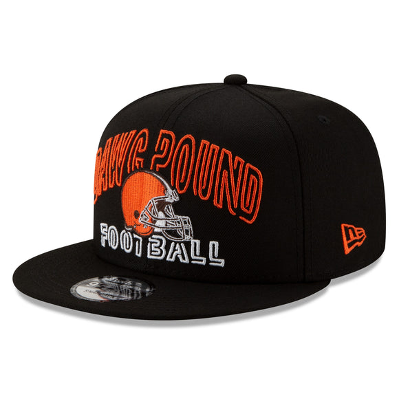 CLEVELAND BROWNS 2020 DRAFT DAY ALTERNATE 9FIFTY SNAPBACK