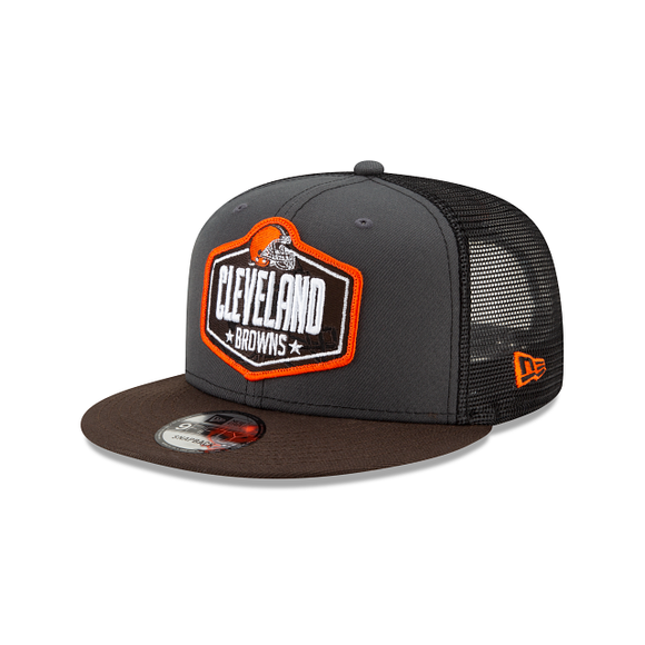 CLEVELAND BROWNS 2021 DRAFT 9FIFTY SNAPBACK