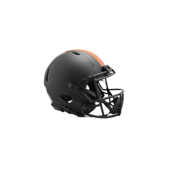 CLEVELAND BROWNS ECLIPSE MINI SPEED HELMET