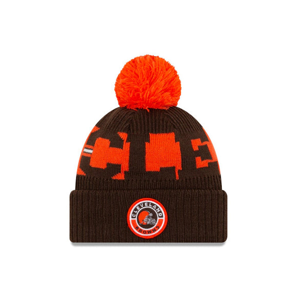 CLEVELAND BROWNS SIDELINE KNIT