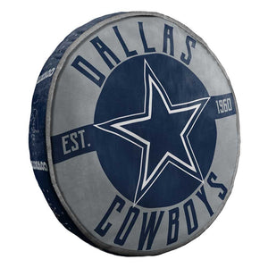 "DALLAS COWBOYS 15"" CLOUD PILLOW"