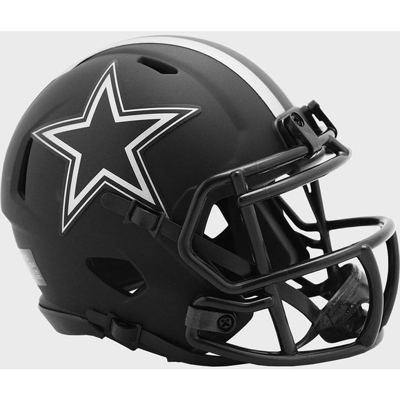 DALLAS COWBOYS ECLIPSE MINI SPEED HELMET