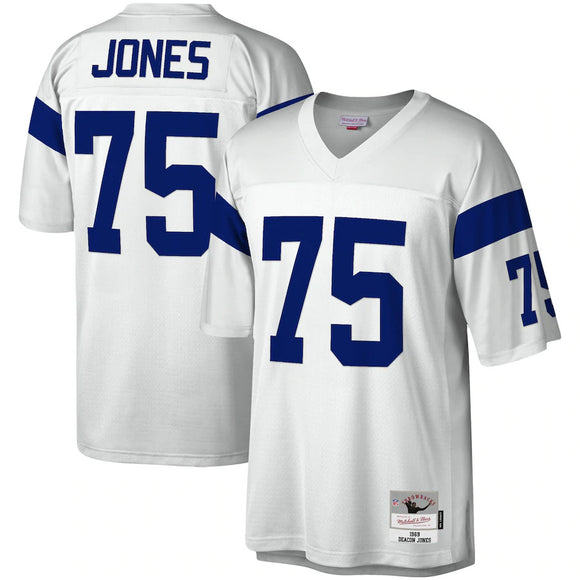 DEACON JONES MEN'S MITCHELL & NESS 1969 PREMIER JERSEY