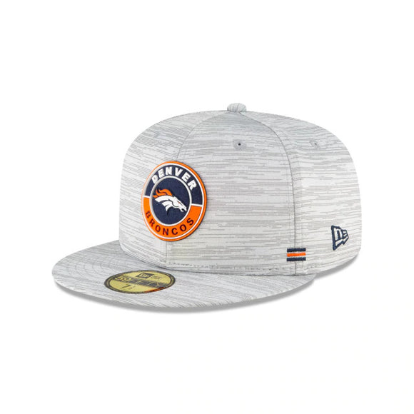 DENVER BRONCOS 2020 SIDELINE 59FIFTY FITTED