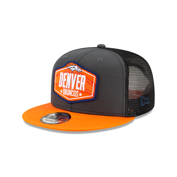 DENVER BRONCOS 2021 DRAFT 9FIFTY SNAPBACK