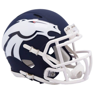 DENVER BRONCOS MINI SPEED AMP HELMET