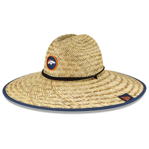 DENVER BRONCOS TRAINING STRAW HAT