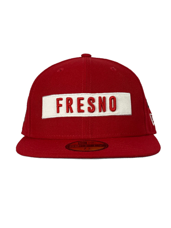 FRESNO GRIZZLIES MULTI 59FIFTY FITTED