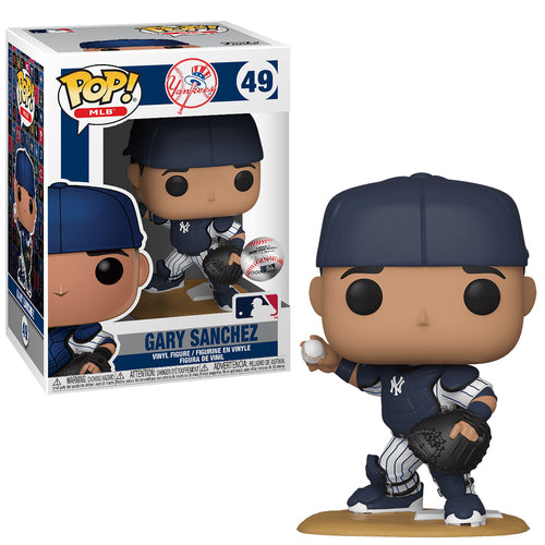GARY SANCHEZ POP VINYL