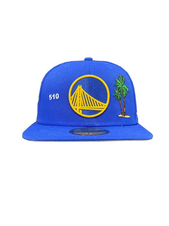 GOLDEN STATE WARRIORS LOCAL 59FIFTY FITTED