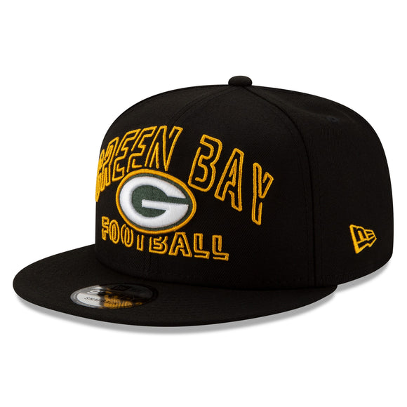 GREEN BAY PACKERS 2020 DRAFT DAY ALTERNATE 9FIFTY SNAPBACK