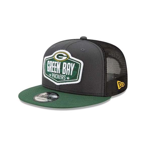 GREEN BAY PACKERS 2021 DRAFT 9FIFTY SNAPBACK