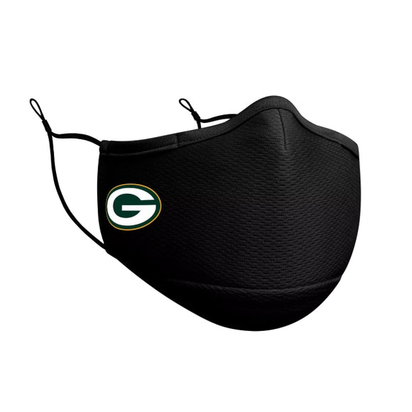 GREEN BAY PACKERS FACE MASK