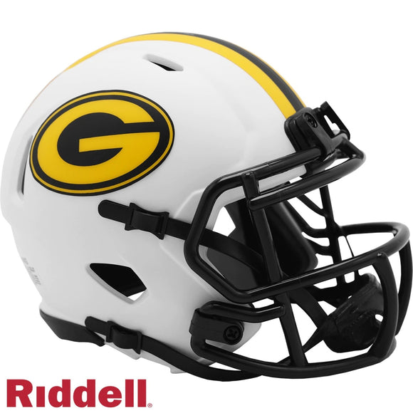 GREEN BAY PACKERS LUNAR MINI SPEED HELMET