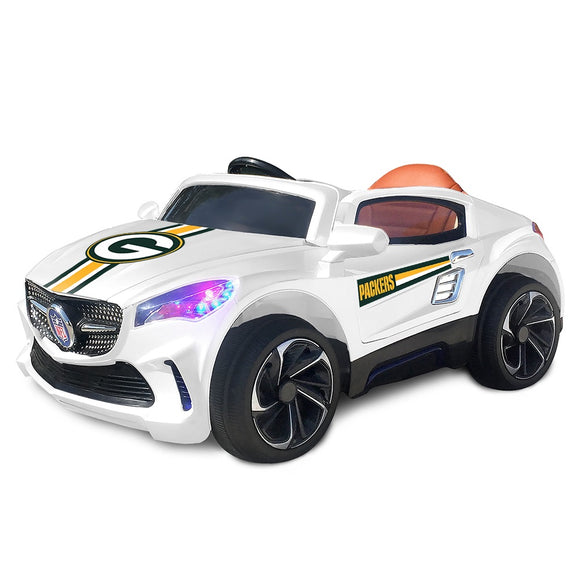 GREEN BAY PACKERS RIDE ON CAR