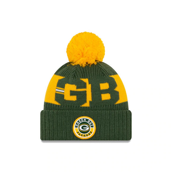 GREEN BAY PACKERS SIDELINE KNIT