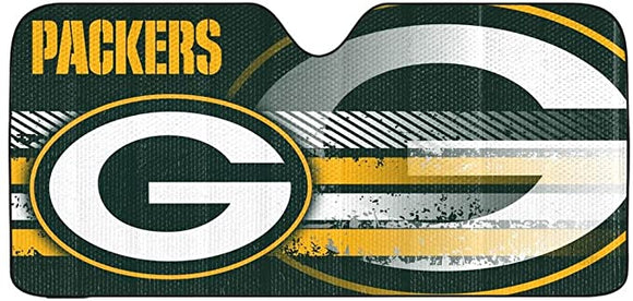 GREEN BAY PACKERS SUN SHADE VISOR
