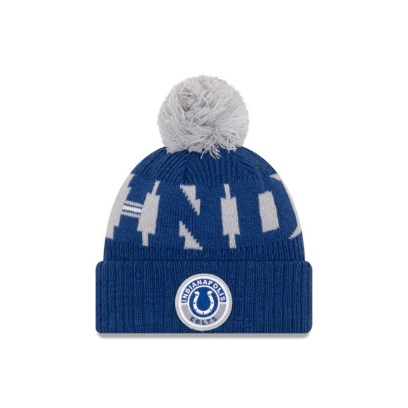 INDIANAPOLIS COLTS SIDELINE KNIT