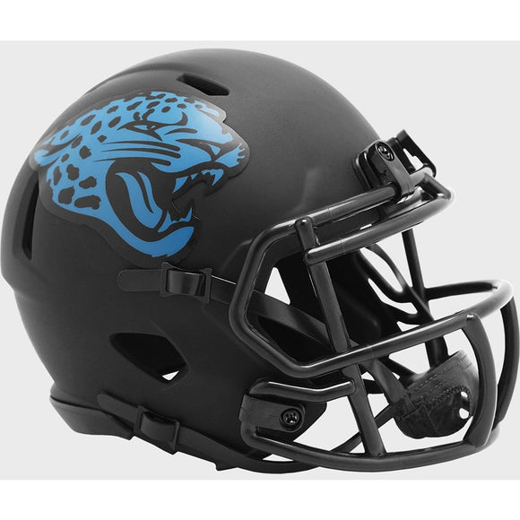 JACKSONVILLE JAGUARS ECLIPSE MINI SPEED HELMET