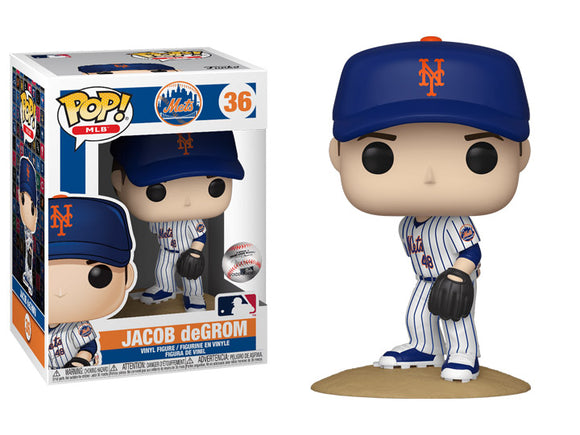 JACOB DEGROM POP VINYL