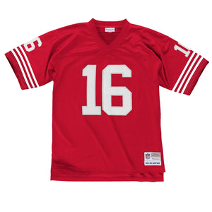 JOE MONTANA YOUTH MITCHELL & NESS LEGACY JERSEY