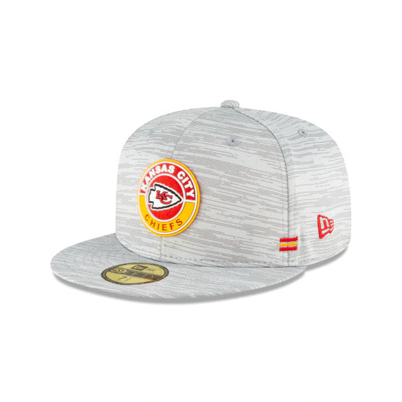 KANSAS CITY CHIEFS 2020 SIDELINE 59FIFTY FITTED