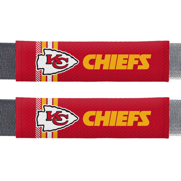 KANSAS CITY CHIEFS RALLY SEATBELT PAD