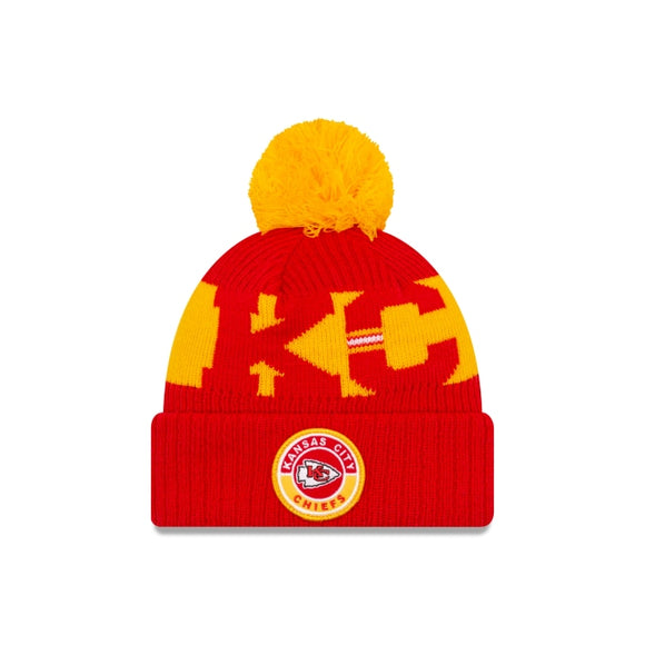 KANSAS CITY CHIEFS SIDELINE KNIT