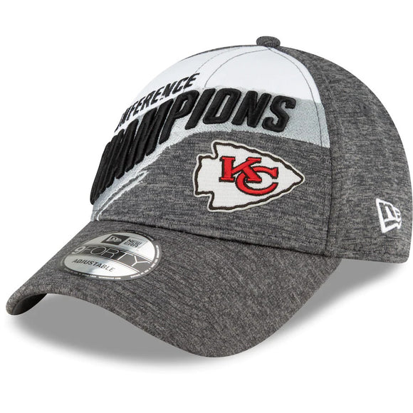 KANSAS CITY CHIEFS SUPERBOWL LV  CONFERENCE CHAMPS LOCKER ROOM 9FORTY