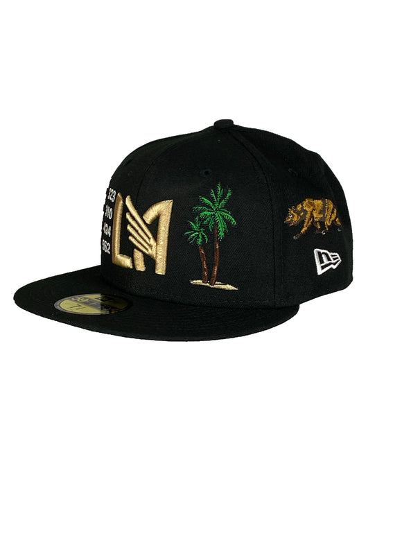 LA FC LOCAL 59FIFTY FITTED