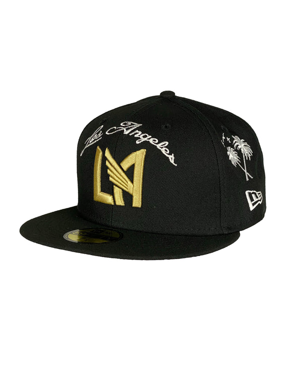 LA FC STARRY 59FIFTY FITTED