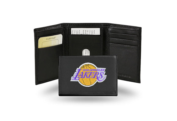 LOS ANGELES LAKERS TRI-FOLD WALLET