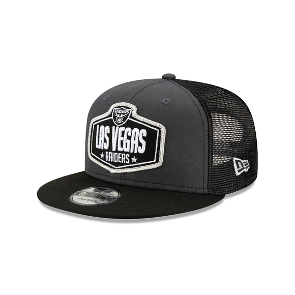 LAS VEGAS RAIDERS 2021 DRAFT 9FIFTY SNAPBACK