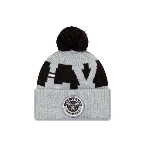LAS VEGAS RAIDERS ALTERNATE SIDELINE KNIT