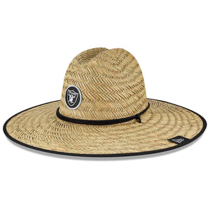 LAS VEGAS RAIDERS TRAINING STRAW HAT