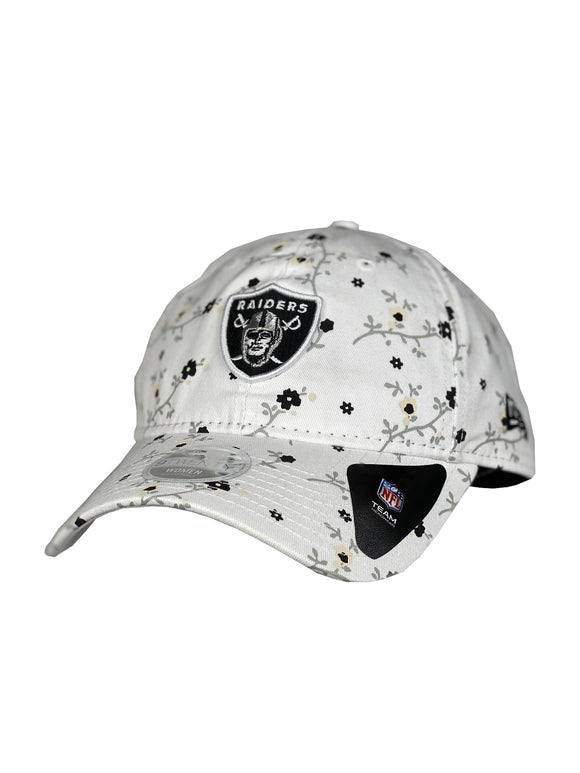 LAS VEGAS RAIDERS WOMEN'S BLOSSOM HAT