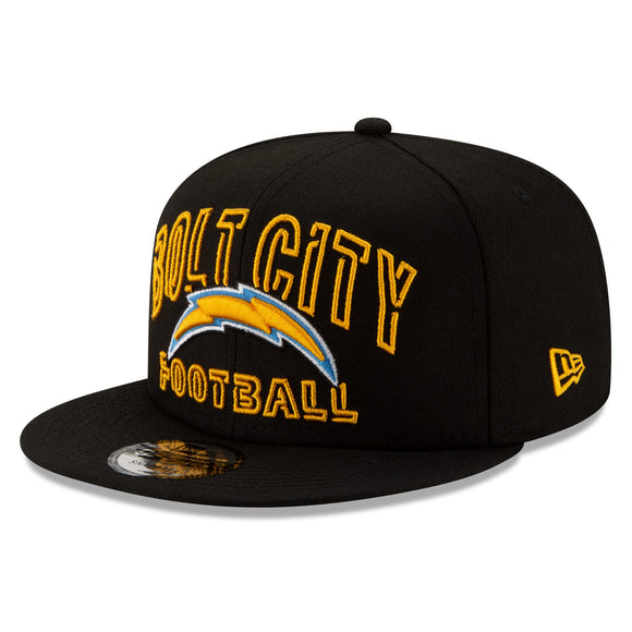 LOS ANGELES CHARGERS 2020 DRAFT DAY ALTERNATE 9FIFTY SNAPBACK