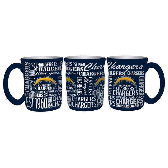 LOS ANGELES CHARGERS SPIRIT MUG