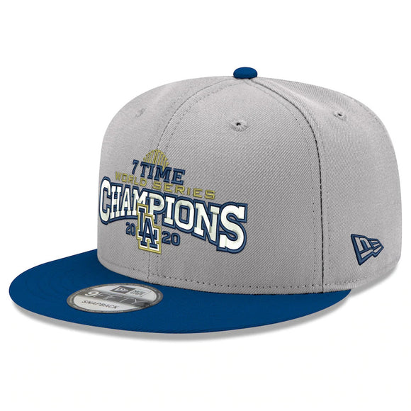 LOS ANGELES DODGERS 7X WORLD SERIES CHAMPS 9FIFTY SNAPBACK