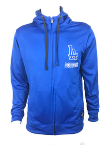LOS ANGELES DODGERS BACK ARCH NAME HD SWEATER