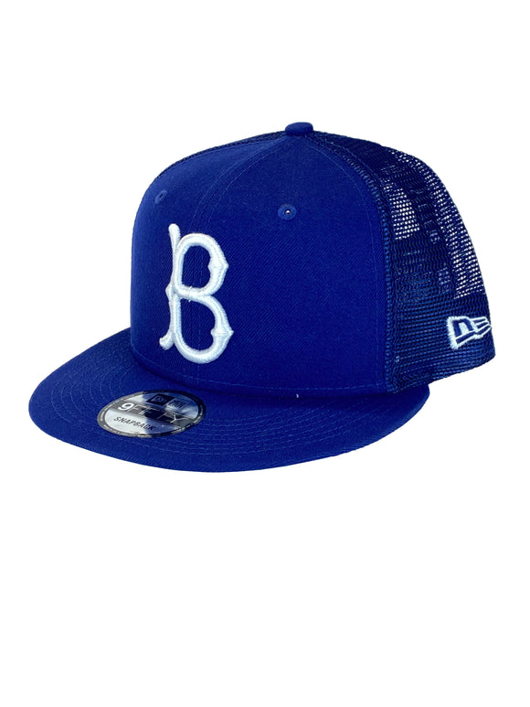 LOS ANGELES DODGERS CLASSIC TRUCKER 9FIFTY SNAPBACK