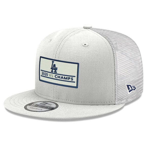 LOS ANGELES DODGERS DECK TRUCKER CHAMPS 9FIFTY SNAPBACK