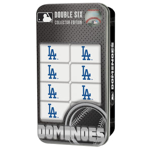 LOS ANGELES DODGERS DOMINOES