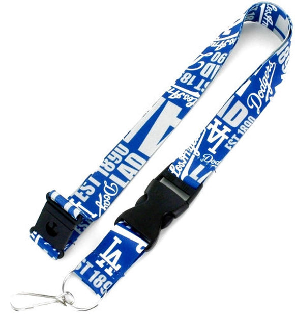LOS ANGELES DODGERS DYNAMIC LANYARDS