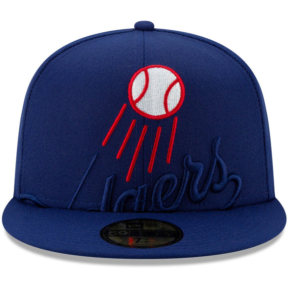LOS ANGELES DODGERS LOGO ELEMENTS 5950 FITTED